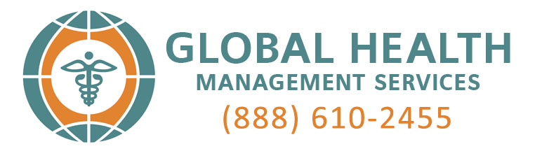 Logo for Global Health Management