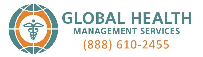 Logo for Global Health Management